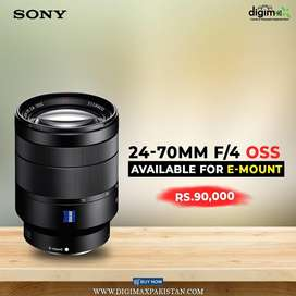 Sony 24-70 F4 OSS best wide angle for sony
