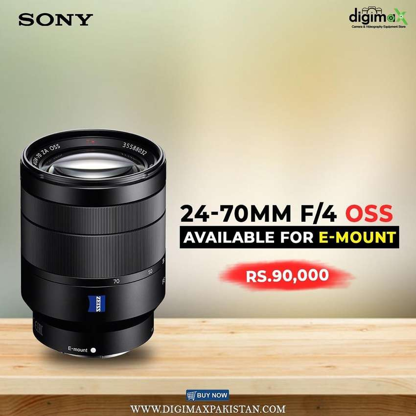 Sony 24-70 F4 OSS best wide angle for sony 0