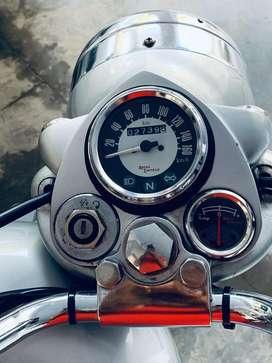 Bullet Electra (₹95,000)
