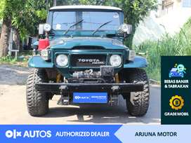 [OLXAutos] Toyota Hardtop 1981 3.0 Solar A/T Hijau #Arjuna Motor