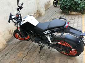 Im going out of country so im selling my bike. No reduction in price
