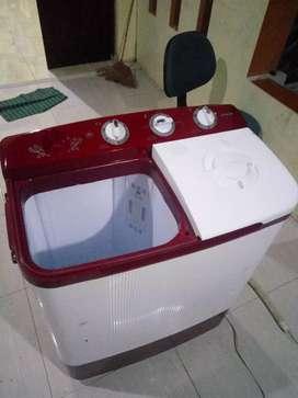 Mesin cuci sanken 2 tabung