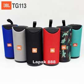 Speaker aktif bluetooth JBL TG-113 music box mini portable