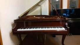Piano Grand Wm.Knabe&Co Coklat Peter Piano Meruya