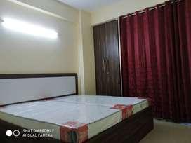 Fully Furnished -2 BHK किराये के लिए सोसाइटी फ्लैट्स- Rs. 15,000 Rent