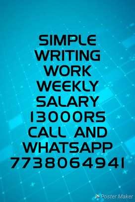 Good writing good earning