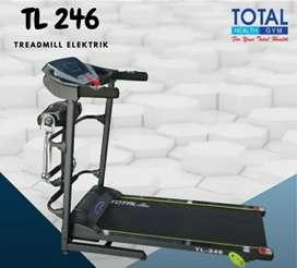 Alat fitness treadmill/TL 246M model 3in1