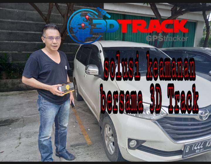GPS TRACKER 3DTRACK SESUAI DESKRIPSI GRATIS PASANG + CONSULT 0