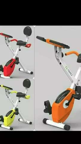 New..sepeda fitness TL 920 bisa dilipat