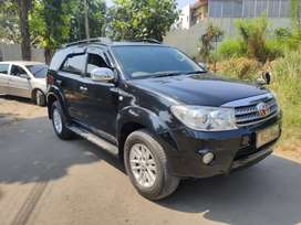 Toyota fortuner 2.7 G th 2007 AT pajak agustus 2019