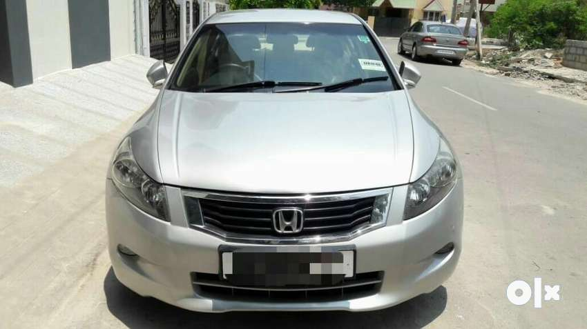 Honda Accord 2.4 Automatic, 2008, Petrol