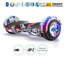 Smart Wheel Balance Hoverboard 6.5 Auto Balance with Carrying Handle 7
