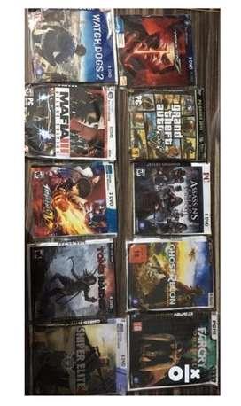 Pc game dvd