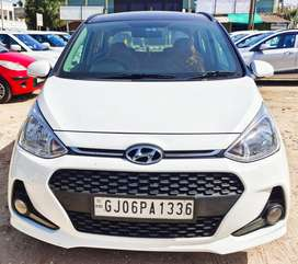 Hyundai Grand i10 Sportz 1.2 Kappa VTVT, 2019, Petrol