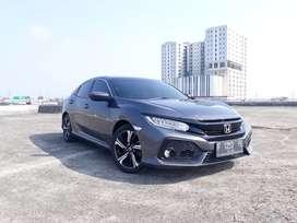 Honda Civic Hatchback Turbo 2017, Bogor