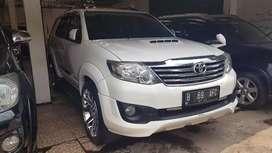 #Toyota FORTUNER G DIESEL G TRD  2012 TERMURAH Siap Pakai