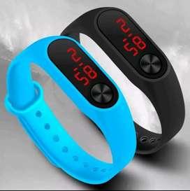 Jam tangan led sport digital