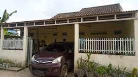 Jual rumah SHM lingkungan nyaman dan aman