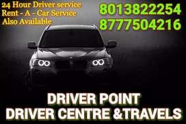 Driver center & travel