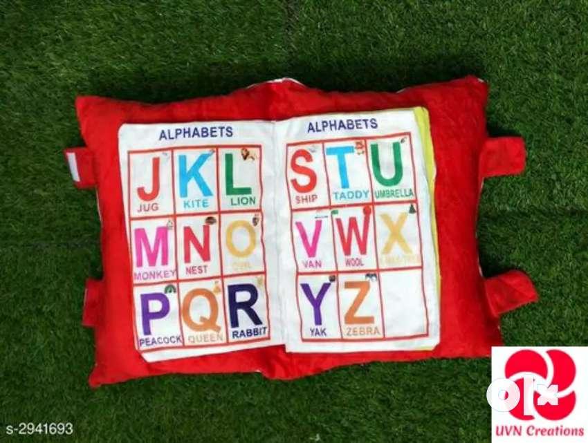 Kids cushion book 0