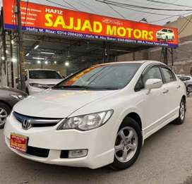 Honda Civic VTI Oriel Prosmetic Model 2009