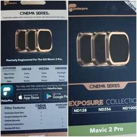 Polar Pro Nd Filters For Dji Mavic 2 pro / zoom vivid and exposure