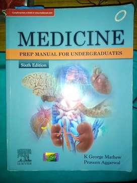 Medicine: Prep Manual for Undergraduated
