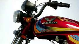 Zxmco Bike full genuine one hand used 10/10 condition
