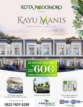 RUKO KAYU MANIS Business Square