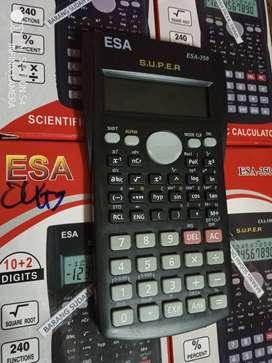 Kalkulator Scientific ESA-350 Murah Berkualitas