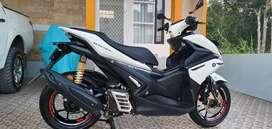 Aerox Putih ABS