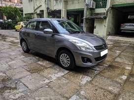Maruti Suzuki Swift Dzire VXi 1.2 BS-IV, 2013, CNG & Hybrids