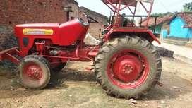Mahindra tractor for immediate sale