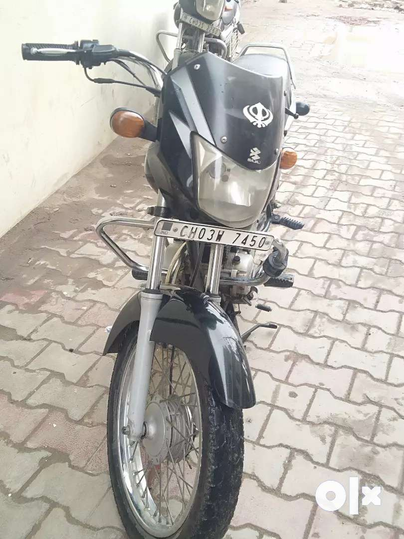 ct 100 bike in gorgeous condition 0