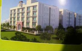 2 BHK flat with parking for 32 Lakh (Near Airport)