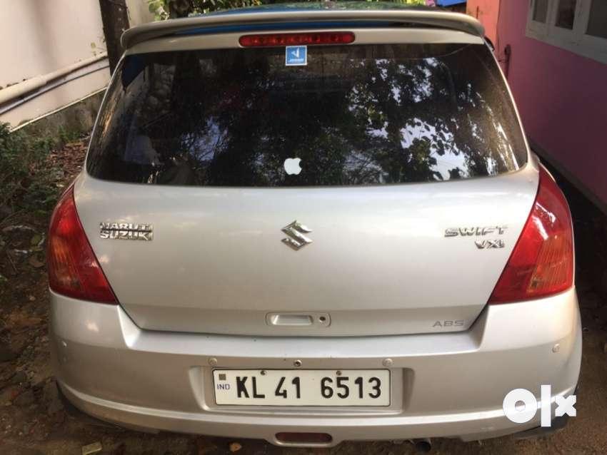 Maruti swift vxi,2007,petrol,86km,company service 0