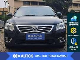# [OLX Autos] Toyota Camry 2.4 V A/T 2011 Hitam