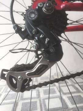 Sepeda bekas copotan