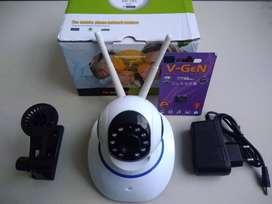 CCTV IP Camera HD 720P Wireless P2P