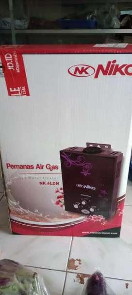 Water Heater Gas merk Niko