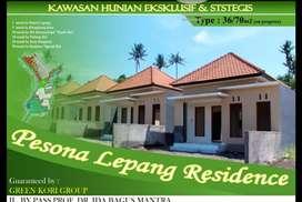 Rumah murah!!! Lepang residence
