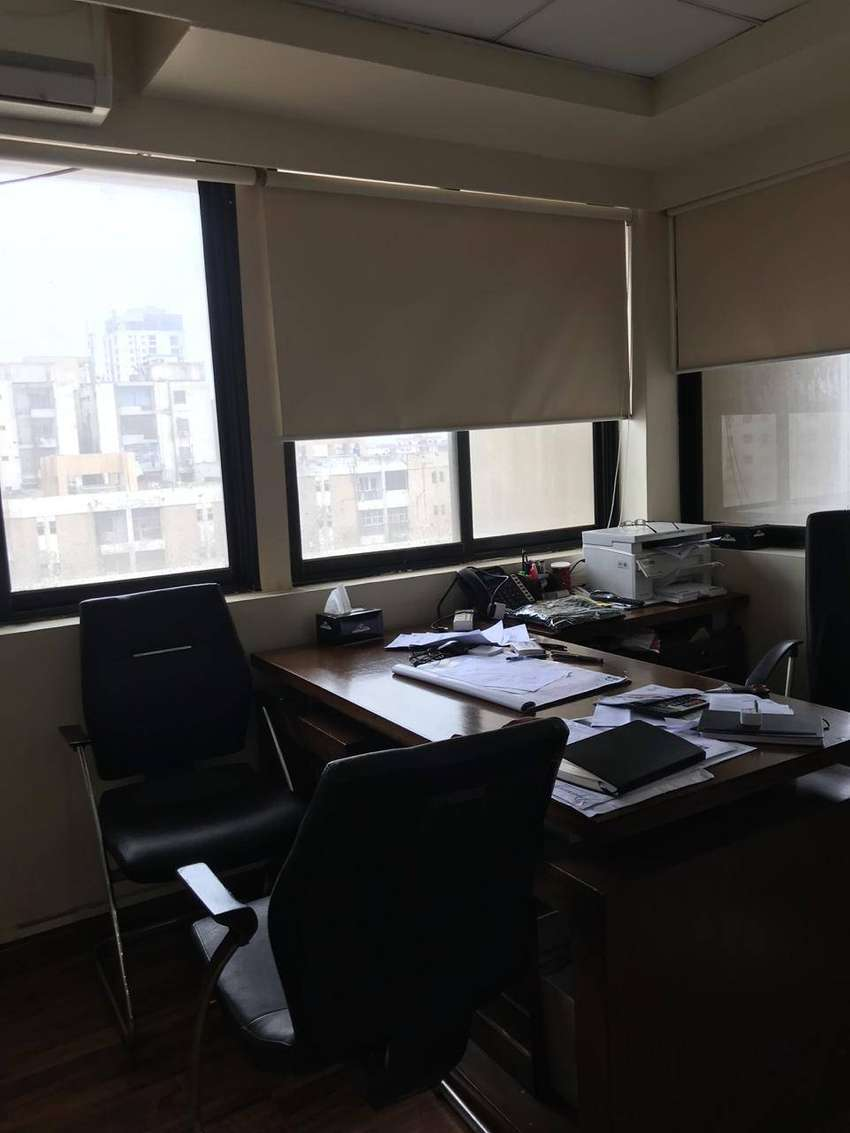 1836 sq-ft Office Space on Rent in Executive Office Project. 0