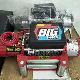 winch 4 WIN 13000 LBS