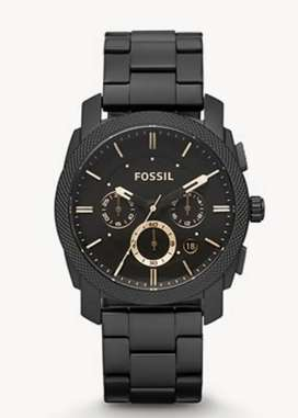 Premium elegant fossil chain watch CASH ON DELIVERY price negotiable