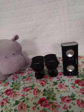 Jual speaker Polytron bekas