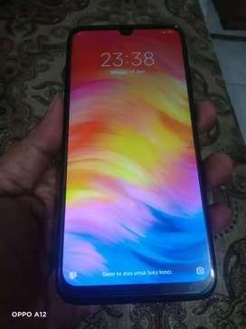 Xiaomi redmi note 7.. ram 3/32.. minuss dikiitt..