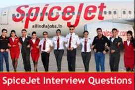 Make your career in spice-jet Airlines Jobs in so many Departments mor