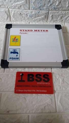 stand meter meteran berdiri