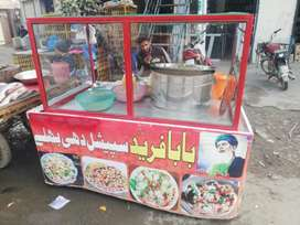 Dahi Bhaley wali Rehri for sale With complete related  material