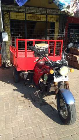 Motor Viar 150 motor roda tiga
